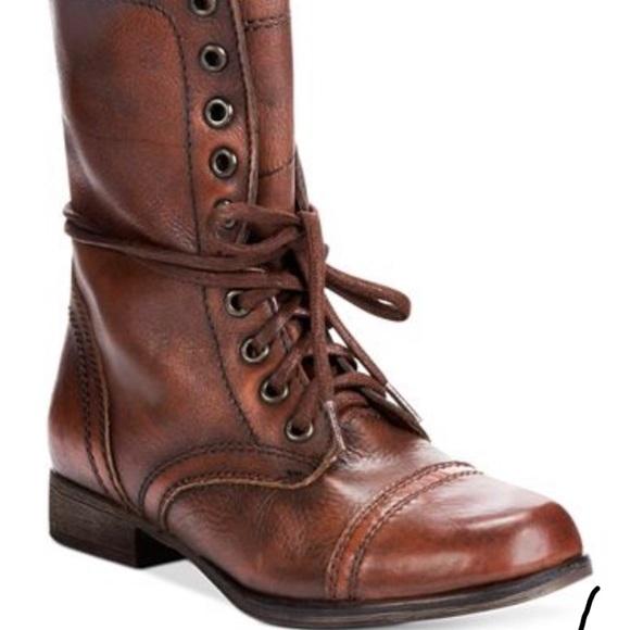Steve Madden Shoes - Steve Madden Combat Boots